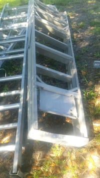 Ladders Aluminum 8 ft A Frame 16 ft Extension Palm Bay, 32909