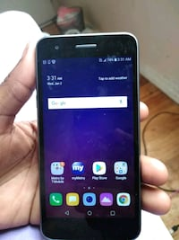 LG Aristo 3 with metro ps  Dothan, 36301