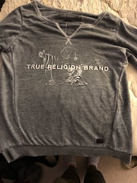 True religion long sleeve  Newmarket, L3Y 5M4