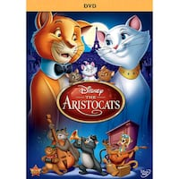Disney's Aristocats DVD brand new Wilmington, 19808
