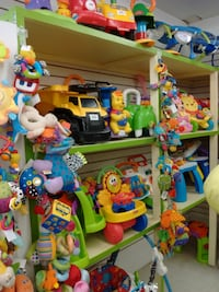 Large toys for babies from $10 Toronto