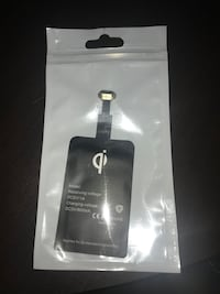 USB-C wireless charging receiver. New