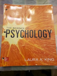 College Psychology Textbook Virginia Beach, 23454