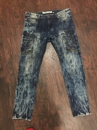 Men's size 36 skinny jeans New York, 11417