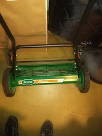 Scotts Classic 20inch Reel Mower Columbus, 43215