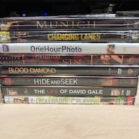 REDUCED! - NEW DVDs (price per DVD) Rockville