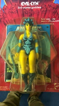 He-man action figure Daly City, 94015