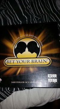Bet your brain  Klippan, 264 33