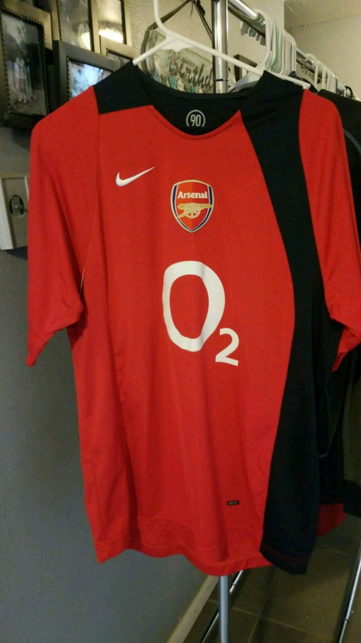 Used, red and black Nike Galatasaray jersey for sale  Albuquerque