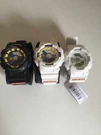 Dee and Ricky 1 2 and 3 g shock Ballwin, 63021