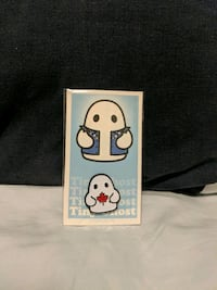 Bimtoy/Tiny Ghost Pin - Fan Expo 2018 Exclusive Vaughan, L4K 5W4