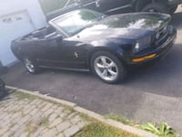2009 Ford Mustang Pierrefonds