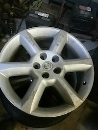 "4 rims size are 18"" Burnaby, V5J 3J1"