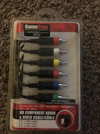 HD Component Audio & Video Cable