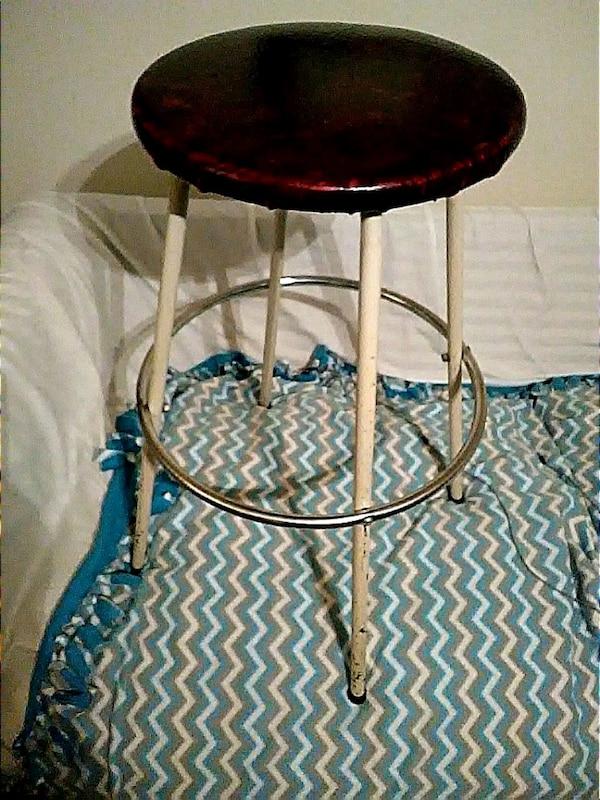 Old Antique  Stool