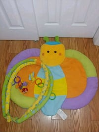 Baby activity gym play
