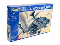 Revell 1/48 apachr helicopter