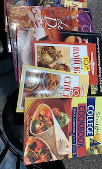 Cook books St Albert, T8N 6E8