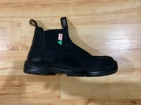 Blundstone 163 Black CSA Steel Toe Boots - Size US 11 Airdrie, T4B 2N6