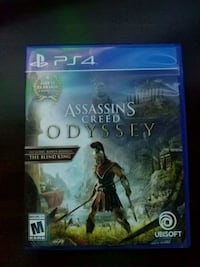 Assassin's Creed Syndicate Xbox One game case Minneapolis, 55441