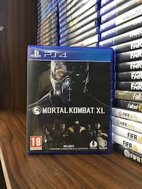 Ps4 Mortal Kombat XL -PLAYBOX BURSA  Osmangazi, 16050