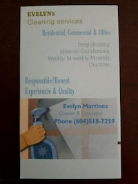 House cleaning Burnaby