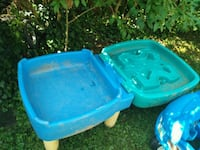 2pc Sand table Silver Spring, 20902