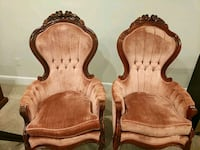 Queen Anne chairs  Great Falls, 22066