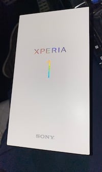 Sony Xperia 1 Brand new in the box Chantilly, 20152