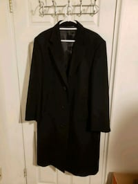 Cashmere and wool blend winter mens coat Newark, 19711