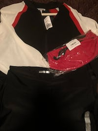 3 Pieces 90s outfit New Size L Richmond Hill, 31324
