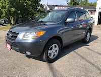 2009 Hyundai Santa Fe Accident Free/Certified/Automatic/Heated Seats Scarborough, ON M1J 3H5, Canada