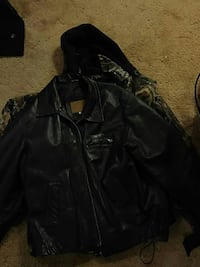 Mens 100% Leather
