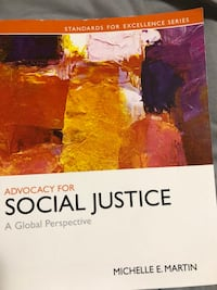 Advocacy for Social Justice A Global Perspective Brampton, L6P 3P2