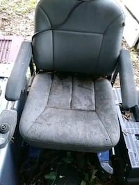 gray and black motorized wheelchair Anniston, 36201