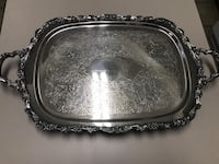 Silver plated serving tray Sherwood, 72120