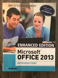 Microsoft Office 2013 Text Book Port Alberni