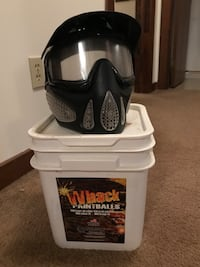 Paintball Mask w/ Paintballs Albany, 12205