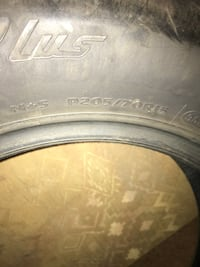 Tire for sale guardman tire new never used p205/ 70R15 Gilbert, 85234