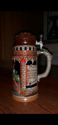 Beer Stein, Collectable