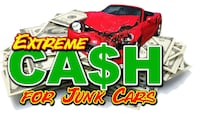 CASH FOR SCRAP CARS 300$ UP TO 1500$