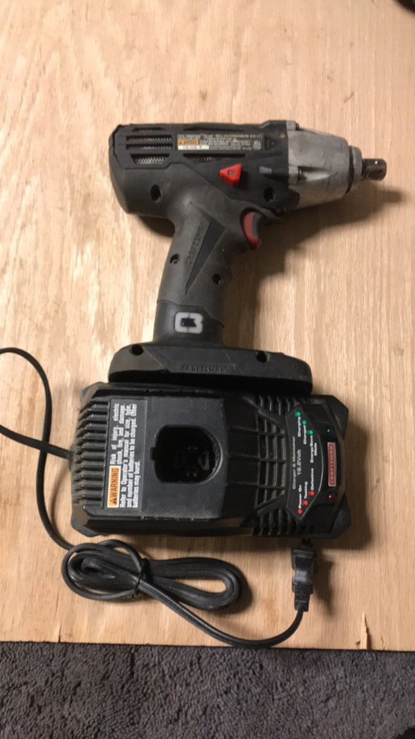 Used Craftsman 1 2 Drive Impact Wrench For In Salt Point