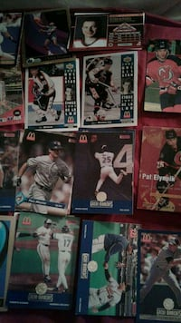 assorted baseball trading card collection Toronto, M1R 1H8