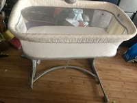 baby's white bassinet San Jose, 95111