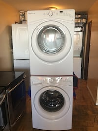 Whirlpool duet washer & GAS dryer  ** if add is up still available** Mississauga, L5K 1T4