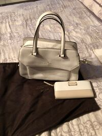 Kate Spade Handbag and matching wallet Vaughan, L4H 0V2