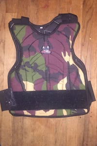 Paintball protection vest  Danville, 03819