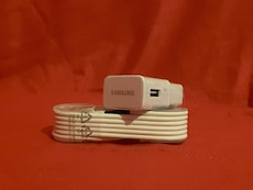 Samsung fast charger with USB cable