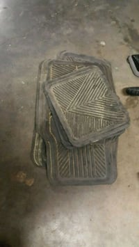 Cut to Fit ALL weather floor mats