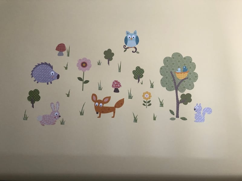 Woodland Removeable wall decals 06c0d18a-7d7d-43b4-a453-65dae9ce6b68
